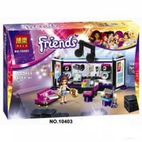 Lego Friends 10403 Pop Star recording