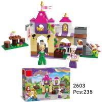 Lego cewek Qman princes2603 leah chansons Bakery/2604 rainbow windmill