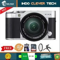 Fujifilm X-A3 Kit 16-50mm f/3.5-5.6 OIS II / XA3 Silver