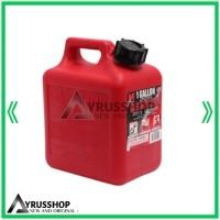 Jerigen BBM Bensin Minyak Gas - Jerry Can Gasoline - MIDWEST Ori 4L