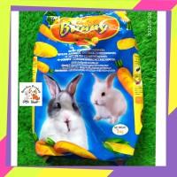 Briter Bunny Rabbit Carrot 1kg 1 Kg Makanan Pakan Kelinci Britter Bunn