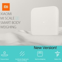 XIAOMI MI SMART WEIGHT SCALE 2 - TIMBANGAN BADA DIGITAL ORIGINAL