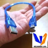 Kabel Data USB Mini 5 pin pendek