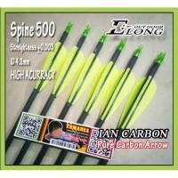 ARROW ELONG IAN CARBON 500 ID4.2 Anak Panah Karbon