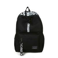 MAY BAGS - BE YOUR STYLE Tas Ransel Backpack Ransel Sekolah Bag Kanvas