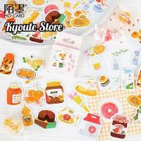 Sticker Planner Honey Food Sweet Scrapbook DIY Bujo Journal Diary HP