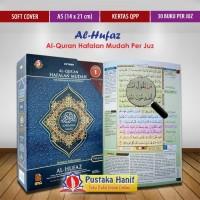 Al Quran Hafalan Mudah Al Hufaz Per Juz Ukuran A5