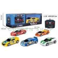 Mobil Remote Control Car Model Scale 1:22