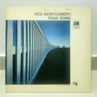 Vinyl Wes Montgomery - Road Song, 1969, Japan