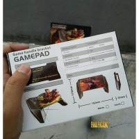 Gamepad HP Joystick Mobile Joystik Analog Game Pad MOBA Joy Stick Stik