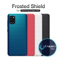 Hard Case Nillkin Super Frosted Shield Samsung Galaxy A31 Original - Black