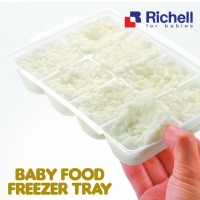 Richell Baby Food Freezer Tray