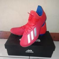 Sepatu Bola Adidas X 18.3 FG Original BB9367 Only size 41 1/3 (26cm)