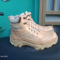 sepatu pdh boots safety 6 inchi