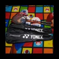 Raket badminton Yonex Nanoflare 700 Blue or Red