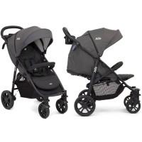 Joie Baby Stroller Litetrax Litetrax 4 Kereta Dorong Bayi - Coal