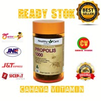 Healthy Care Propolis 1000mg isi 200 capsul