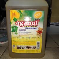 YURI AGANOL FLOOR CLEANER LEMON FRESH 3,7 L