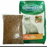 Makan Kucing Omega Tuna 800g