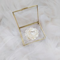 Minara terrarium ring box/ring holder/kotak cincin/ring holder