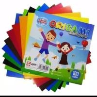 Kertas Origami 16x16 SIDU