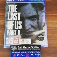 PS4 THE LAST OF US PART II REG 3