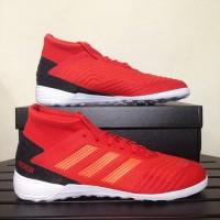 Adidas predator 19.3 IN red white