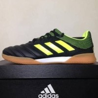 Adidas copa 19.3 IN black and yellow