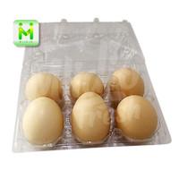 Telur Ayam Kampung Isi 6 / Telor Kampung Mlidjo Fresh