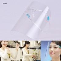 Masker Pelindung Wajah Transparan Anti Minyak untuk Memasak