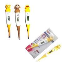 HOME011 Thermometer Character Elastic Termometer Karakter Elastis