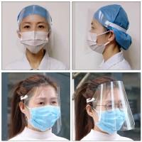 '' 5/10/20/30/50Pcs Anti Virus Topeng Masker Pelindung Anti-fog HD