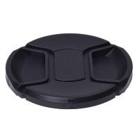 Penutup Lensa Depan Universal 77mm untuk Kamera SLR DSLR