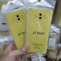 Case kondom HP Anti Crack Samsung Galaxy J7 Duo Soft