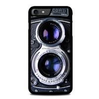 Casing iPhone 8 Twin Reflex Camera Y1901