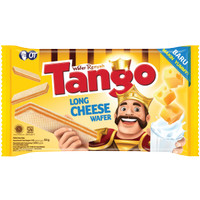 1 KARTON TANGO WAFER LONG CHEESE 52g (ISI 60)