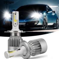 Athshima 285 C6 Lampu Depan LED Mobil H1 H3 H4 H7 H11 / H8 / H9 H13