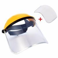 Masker Pelindung Wajah Transparan untuk Keamanan
