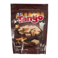 TANGO Wafer Renyah Rasa Cokelat 125 Gr - Kemasan Pouch