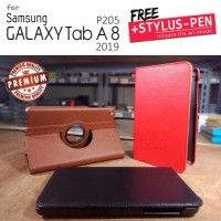Samsung Galaxy Tab A 8.0 A8 8 INch 2019 SM-P205 With S-Pen Flipcover