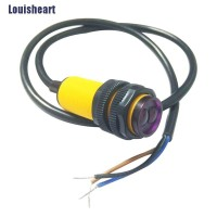 Louisheart E18-D80NK Infrared Photoelectric Switch Sensor Obstacle