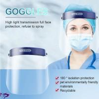 '' 6/10/30/50Pcs Anti Virus sponge Topeng Masker Pelindung Anti Fog