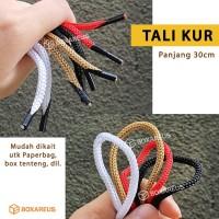 Tali kur panjang 30cm, tali warna, tali (100pc)
