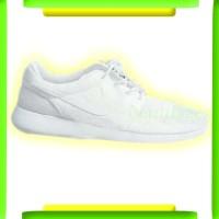 Sepatu Sekolah Nike Roshe Run One All Full White Putih wanita pria man