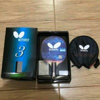 BET PINGPONG TBC 302 BAT TENIS MEJA BUTTERFLY ORIGINAL BEST SELLER