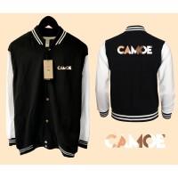 Jaket Varsity CAMOE Premium Printed Signature Jacket