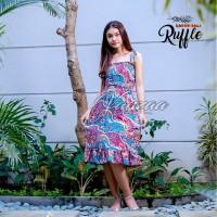 Dress Daster panjang jumbo xxl maxi ori vanzaa Bali 30