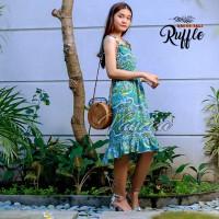 Dress Daster panjang jumbo xxl maxi ori vanzaa Bali 43