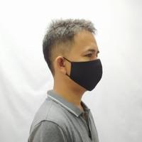 Masker kain earloop size jumbo