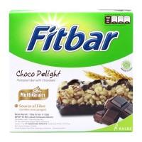 Fitbar Coklat Dus (Isi 5 Bar 22 gram) - Cemilan Bebas Kolestrol